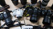 粋スタッフのカメラ事情