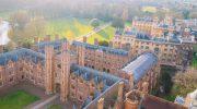 ケンブリッジ大学に行ってきた。